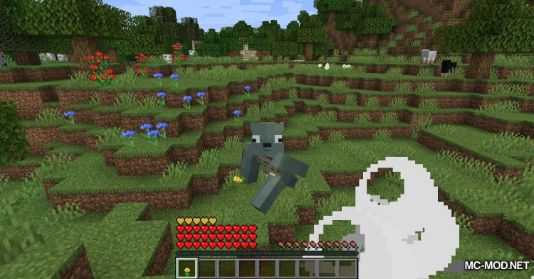 Overpowered Pickles mod for Minecraft (7)