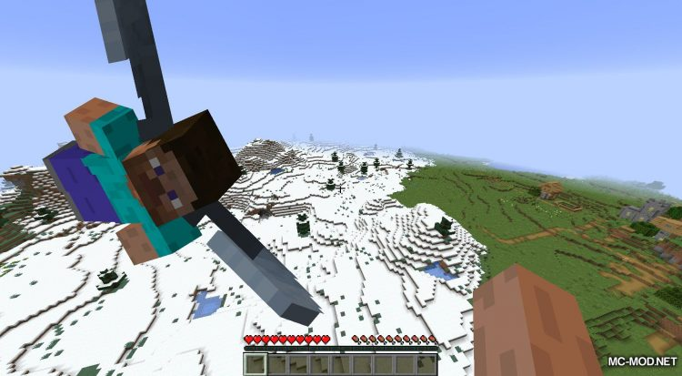 Player Mini-Me mod for Minecraft (11)