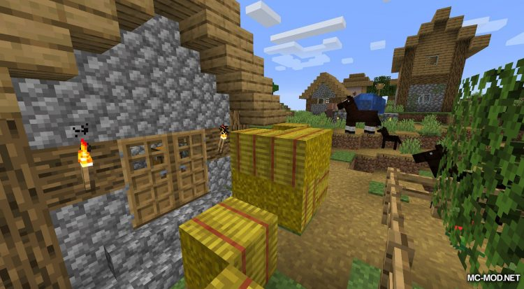 Realistic Bakery Product mod for Minecraft (2)