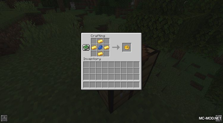 Recipes Library mod for Minecraft (9)