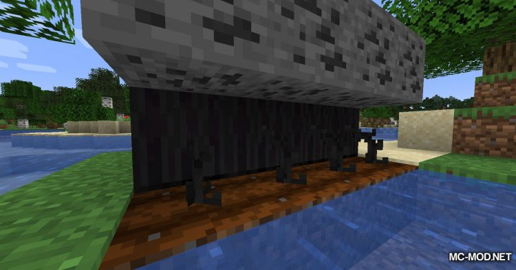 Resource Melons mod for Minecraft (6)