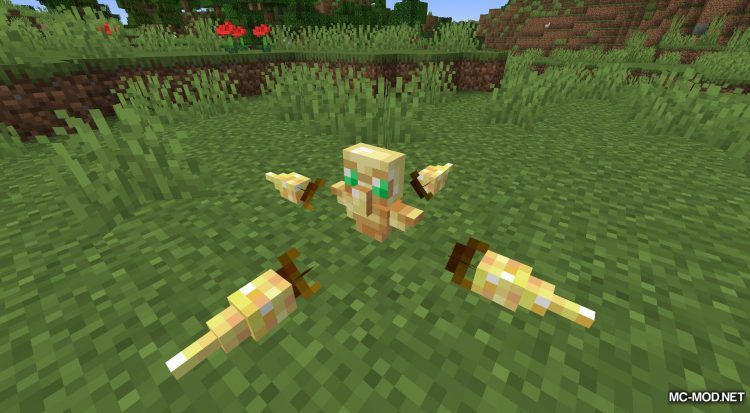Rosy_s Placeable Items Mod mod for Minecraft (11)