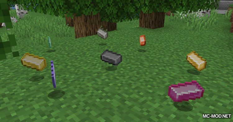 Sauuuuucey_s Ores mod for Minecraft (11)