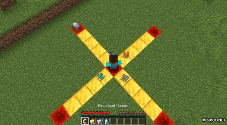 Simple Magnets mod for Minecraft (14)