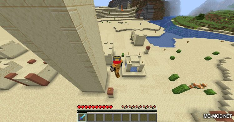 Snowstep_s Enchantments mod for Minecraft (12)