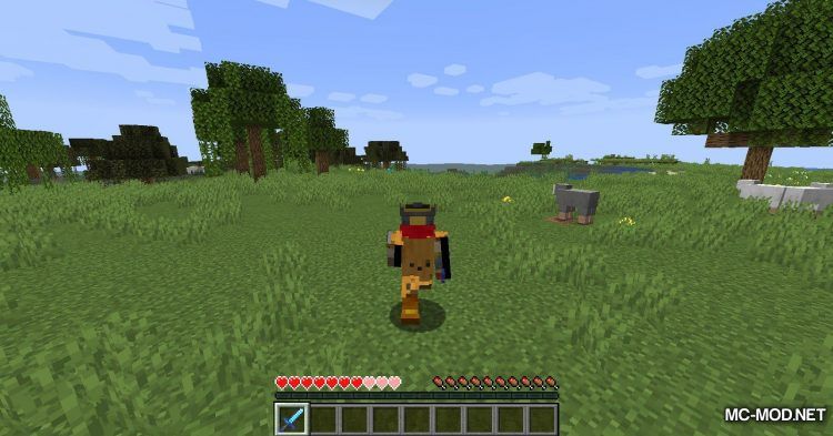 Snowstep_s Enchantments mod for Minecraft (13)