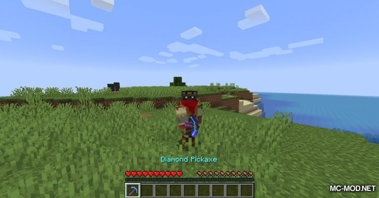 Snowstep_s Enchantments mod for Minecraft (5)