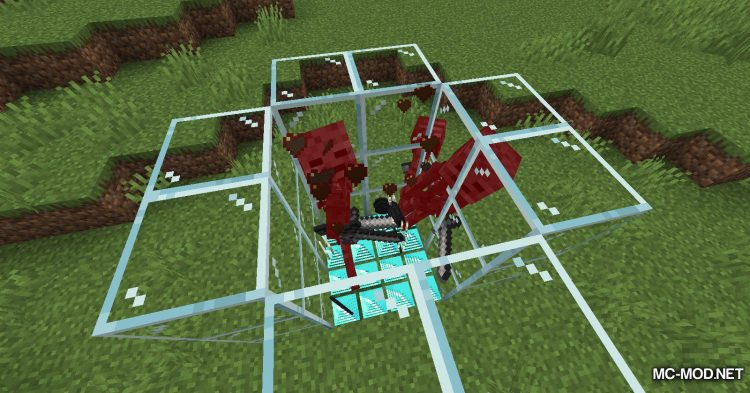 Spike Traps mod for Minecraft (15)