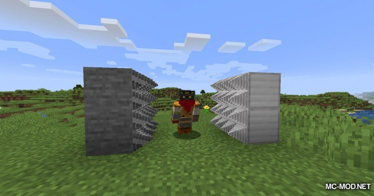 Spike Traps mod for Minecraft (7)