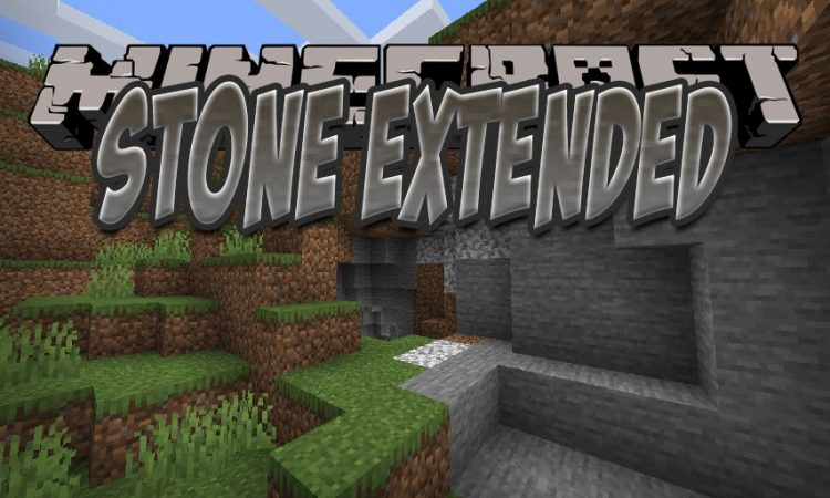Stone Extended mod for Minecraft logo