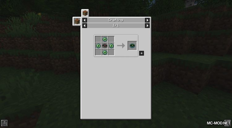 Stronghold Compass mod for Minecraft (6)