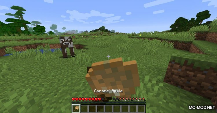 Sweet Tooth mod for Minecraft (6)