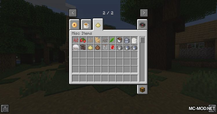 Tea and Biscuits mod for Minecraft (9)