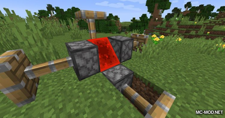 Template mod for Minecraft (13)
