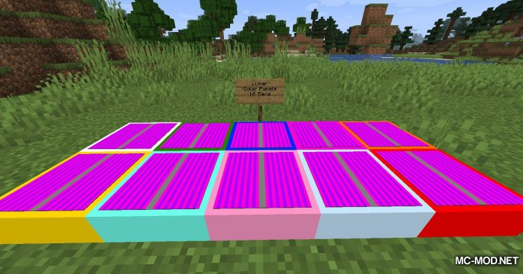 Thermal Solars mod for Minecraft (10)