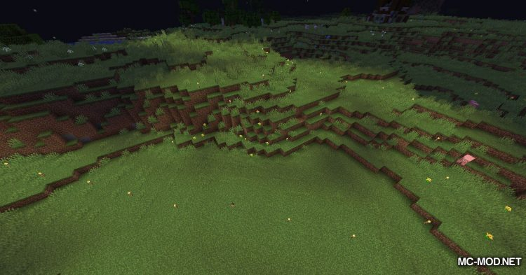Torchplacer mod for Minecraft (6)