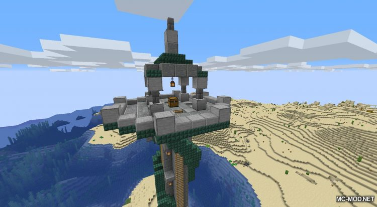 Tower Of The Wild mod for Minecraft (6)