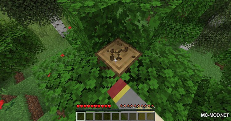Trees Do Not Float mod for Minecraft (11)