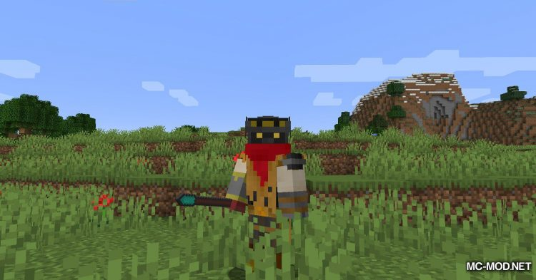 TrinityWeapons mod for Minecraft (13)
