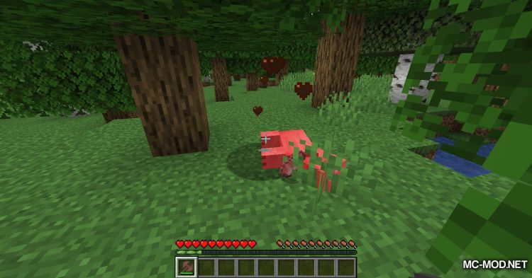 TrinityWeapons mod for Minecraft (4)