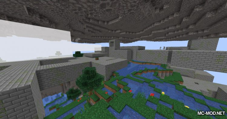 Ultra Amplified mod for Minecraft (10)