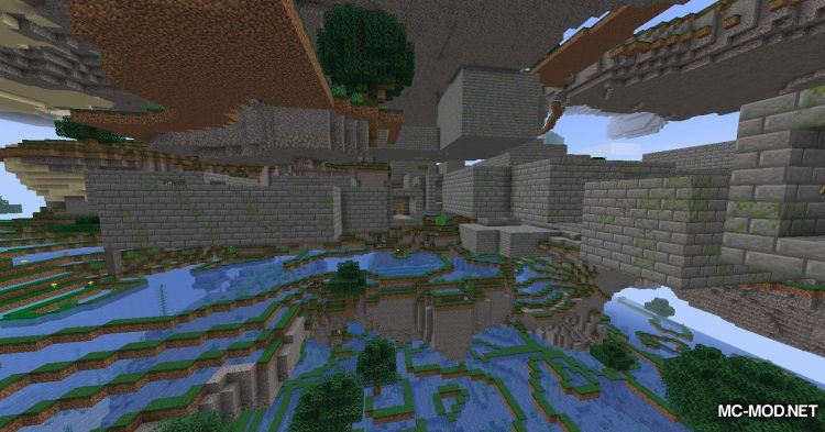 Ultra Amplified mod for Minecraft (11)