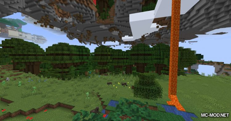 Ultra Amplified mod for Minecraft (13)