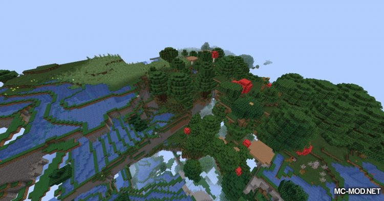 Ultra Amplified mod for Minecraft (14)