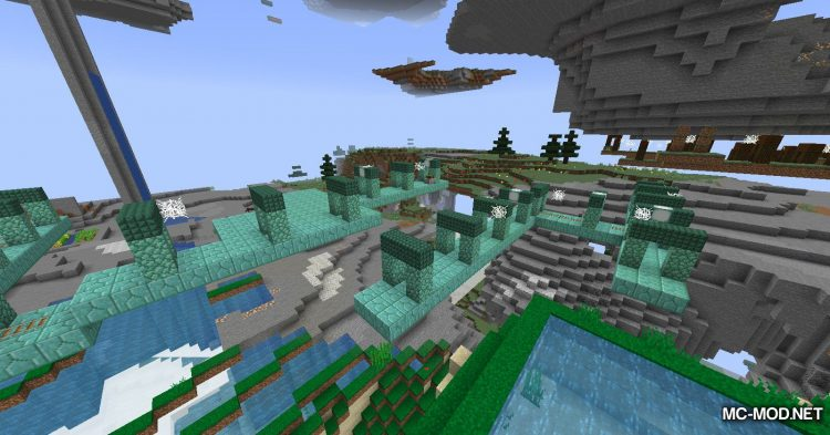 Ultra Amplified mod for Minecraft (18)