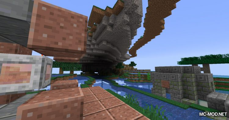 Ultra Amplified mod for Minecraft (7)