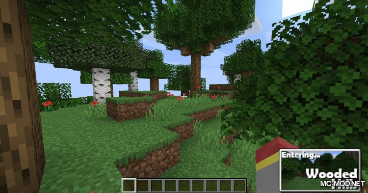 Uncharted mod for Minecraft (3)