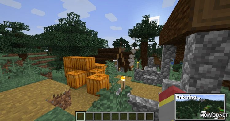 Uncharted mod for Minecraft (7)