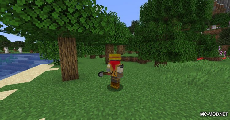 Useful Hats mod for Minecraft (4)