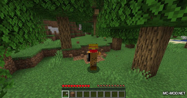 Useful Hats mod for Minecraft (5)