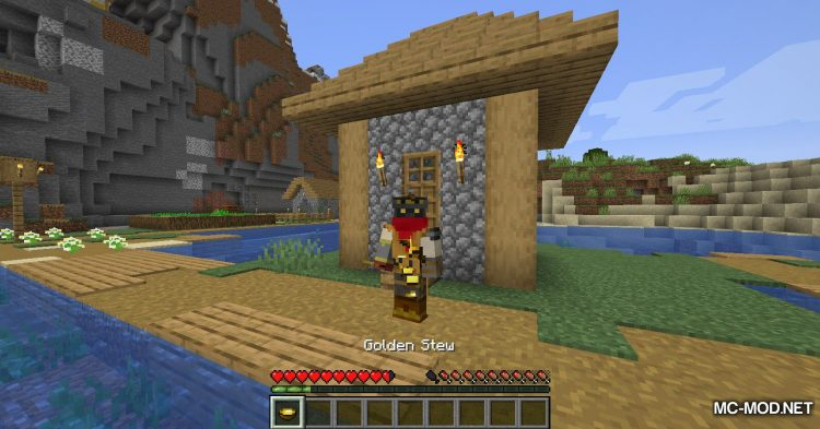 Well Fed mod for Minecraft (14)