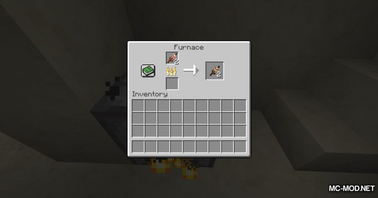 Well Fed mod for Minecraft (6)