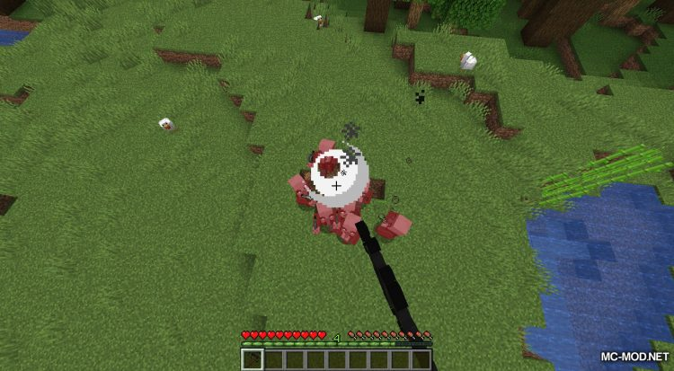Wither Hoe Mod mod for Minecraft (13)