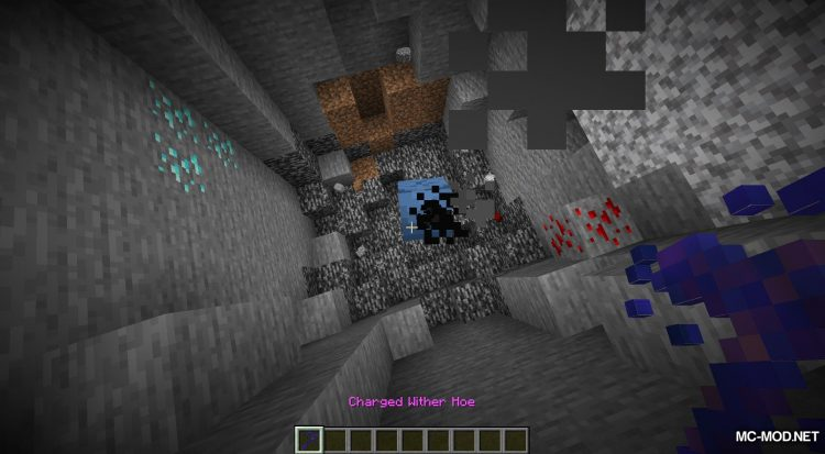 Wither Hoe Mod mod for Minecraft (15)