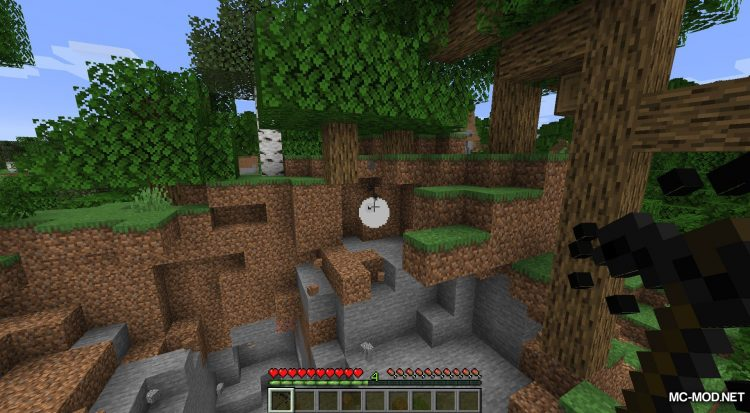 Wither Hoe Mod mod for Minecraft (9)